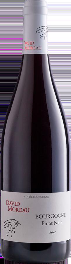 David Moreau Pinot Noir 2018