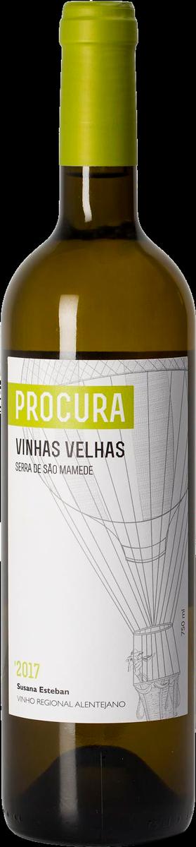 Susana Esteban Procura Vinhas Velhas 2017