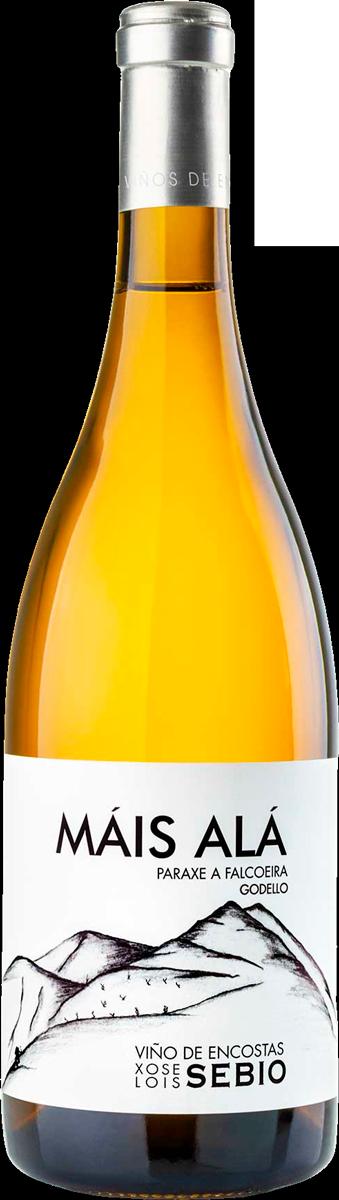 Viño de Encostas Máis Alá 2018