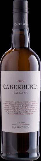 Fino Caberrubia de Luis Pérez para Vanity.wine