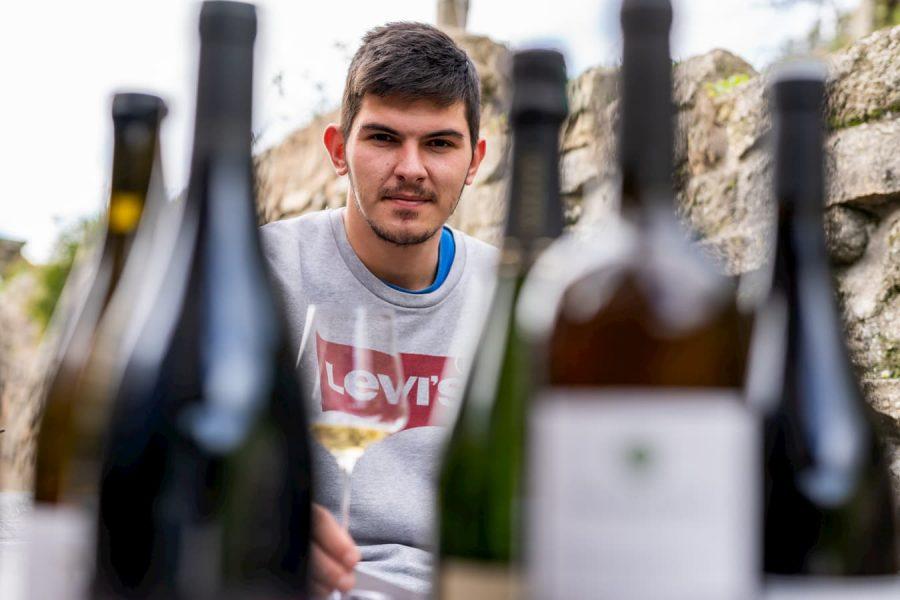 Eduardo Camiña para Vanity.wine