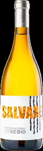 Viño de Encostas Salvaxe 2018